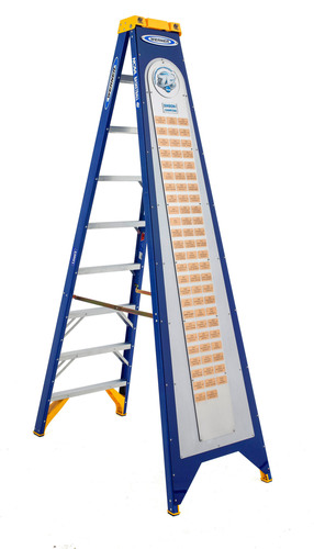 75th ncaa celebration ladder - Werner Ladder