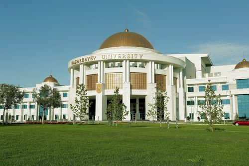 Nazarbayev University, located in Astana, Kazakhstan, is aspiring to become a leading research university and a world class academic institution in Kazakhstan and the region. (PRNewsFoto/Nazarbayev University)
