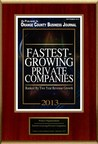 """Prince Organization Selected For """"Fastest-Growing Private Companies"""""""