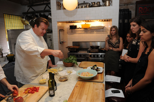 Mercedes-Benz and Star Chef Michael White Take the Art of Summer Picnicking on the Road