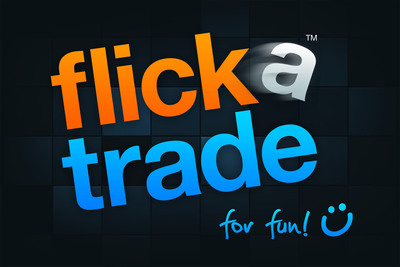 Flick a Trade a reality trading game now available for iPhone.  (PRNewsFoto/Cygnecode Ltd.)