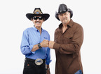 Richard Petty & Trace Adkins go head to head on PickAPowder.com for BC & Goody's.  (PRNewsFoto/GlaxoSmithKline Consumer Healthcare)