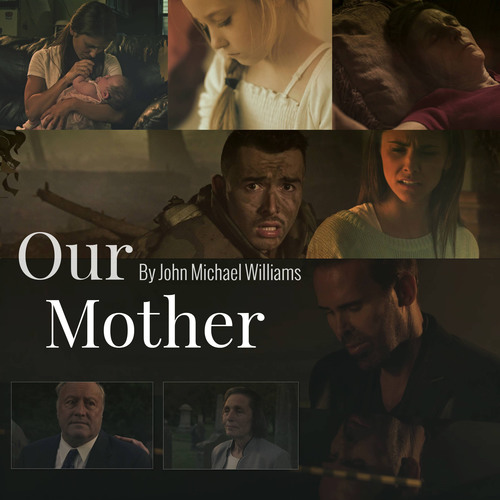 "Singer John Michael Williams Releases New Video: ""Our Mother"".  (PRNewsFoto/John Michael Williams)"