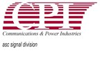 CPI ASC Signal Division logo