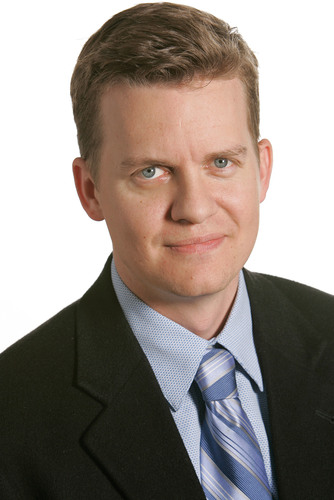 Jason Stein, editor of Automotive News. (PRNewsFoto/Crain Communications Inc)