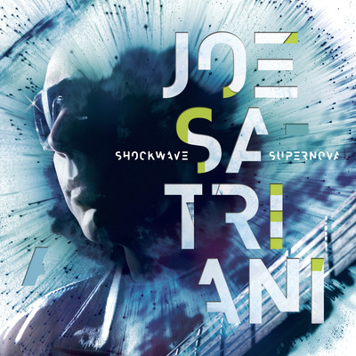 "JOE SATRIANI, announces plans to release his 15th solo studio album, ""Shockwave Supernova"", on July 24th."