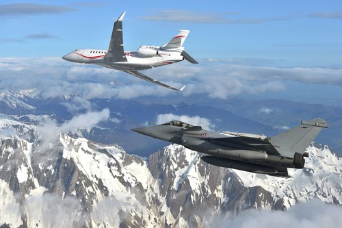 Dassault to Feature Falcon 7X and Falcon 2000LXS at Singapore Airshow (PRNewsFoto/Dassault Aviation) (PRNewsFoto/Dassault Aviation)