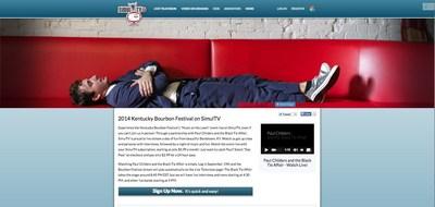 Paul Childers and the Black Tie Affair Dedicated Event Page (PRNewsFoto/SimulTV)