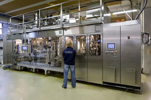 The Lamican Aseptic Packaging MachineWith sole ownership of all rights in the intellectual property, Lamican is  ...