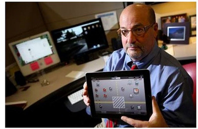 George R. Moskoff, CIO APG Mobile Applications, is the creator of the Kids Self-Evaluate app.  (PRNewsFoto/APG Mobile Applications)