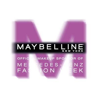 Maybelline New York, the Official Makeup Sponsor of New York Fashion Week Builds Fashion Platform, Announces Backstage Lineup for Spring 2012 Collections.  (PRNewsFoto/Maybelline New York)