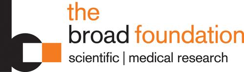 The Broad Foundation science logo. (PRNewsFoto/The Eli and Edythe Broad Foundation) (PRNewsFoto/ELI AND EDYTHE BROAD FOUNDATION)