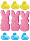 Consumers take online survey to determine most popular PEEPS.  (PRNewsFoto/PEEPS)
