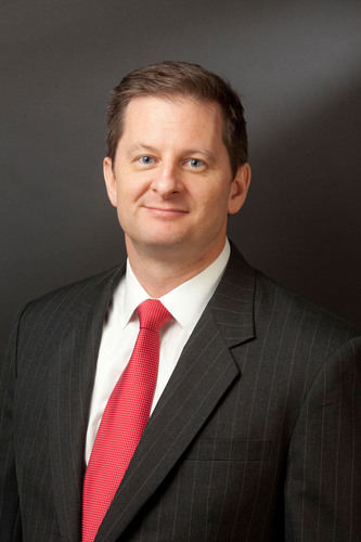 Eric Bradley, Senior Vice President of Strategy, GDF SUEZ Energy North America. (PRNewsFoto/GDF SUEZ Energy ...