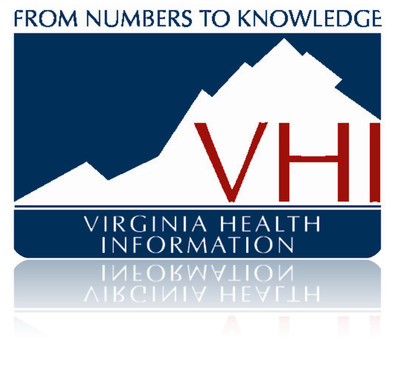 Virginia Health Information Logo.