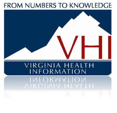 Virginia Health Information Logo. (PRNewsFoto/Virginia Health Information)
