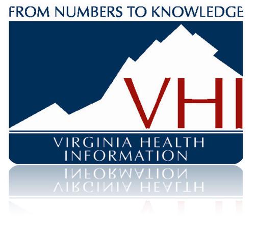 Virginia Health Information Logo. (PRNewsFoto/Virginia Health Information) (PRNewsFoto/VIRGINIA HEALTH INFORMATION) (PRNewsFoto/VIRGINIA HEALTH INFORMATION)
