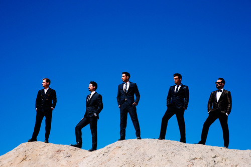 Backstreet Boys Extend World Tour With Additional North American Dates. (PRNewsFoto/Live Nation) ...