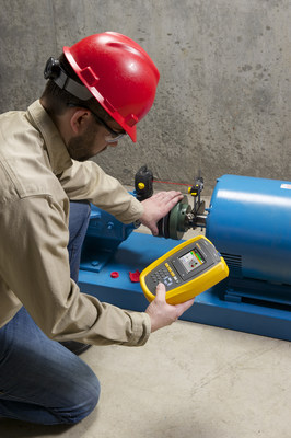 In three simple steps, the Fluke® 830 Laser Shaft Alignment Tool delivers precise shaft condition measurements and actionable results that, along with vibration testing, infrared thermography, and other predictive maintenance measurements, enable plant maintenance teams to increase machine life and keep plants running at maximum efficiency.
