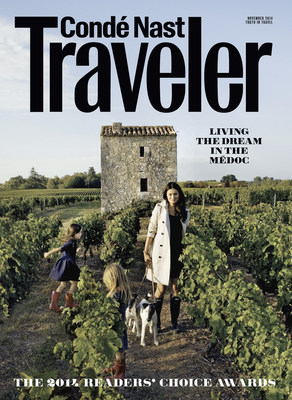 Conde Nast Traveler Reveals The All-New 2014 Readers' Choice Awards