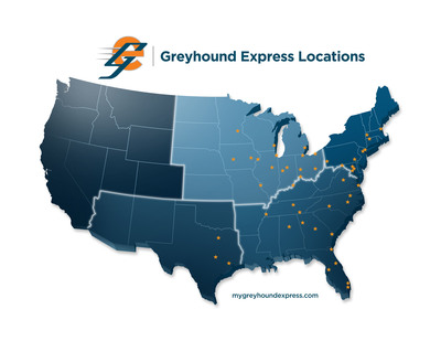 Greyhound Express, the premium non-stop service, is adding nearly 260 new city pairs across the eastern United States on March 28. This latest expansion will create the largest network of more than 600 potential Express city pairs for customers to choose from.