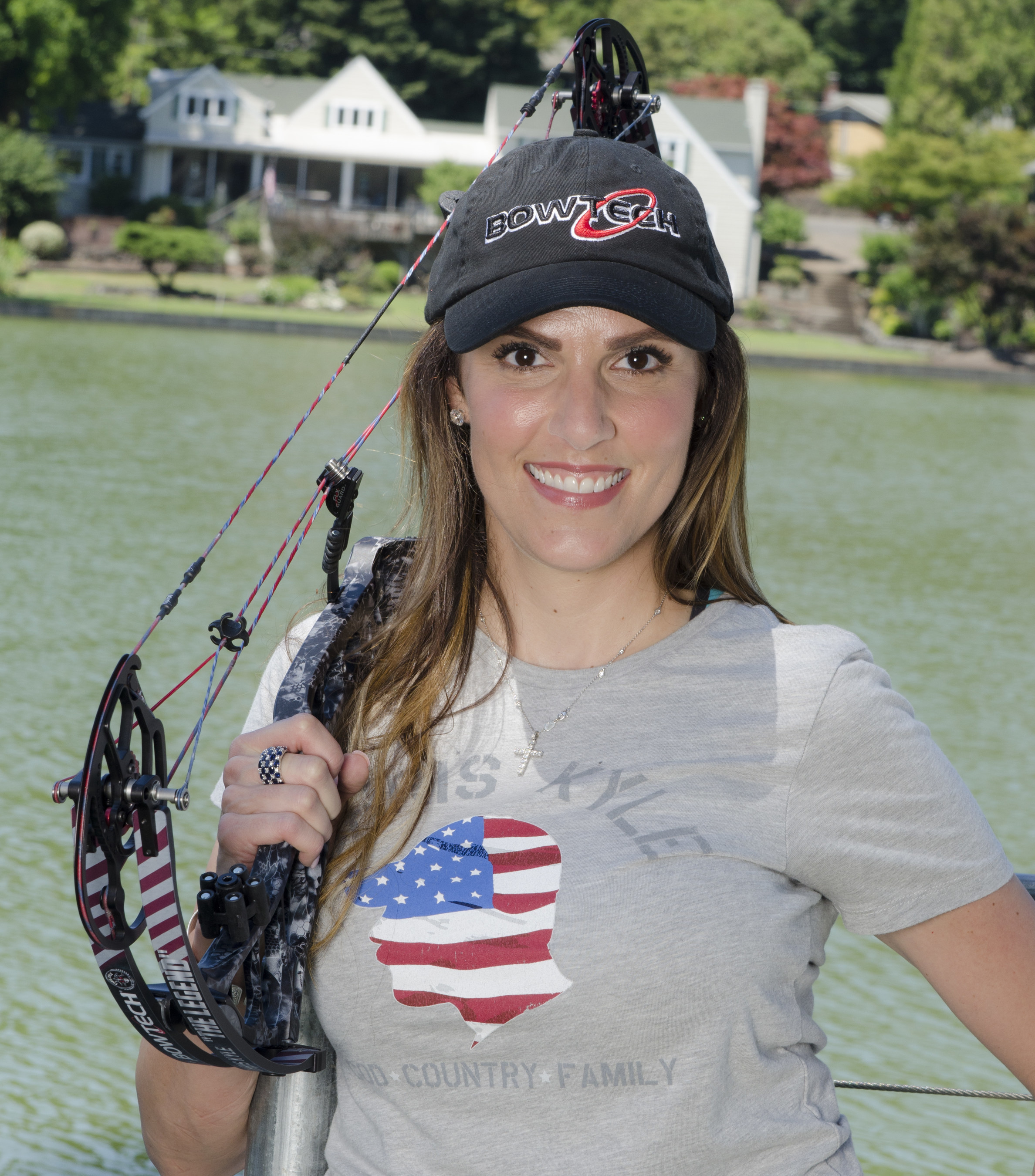 The Chris Kyle Frog Foundation was launched on Veterans Day 2014 and was the vision of Chris Kyle prior to his death. Taya, as Executive Director of CKFF, continues to work tirelessly to extend Chris's legacy through the Foundation.