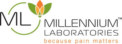 Millennium Laboratories logo.  (PRNewsFoto/Millennium Laboratories)