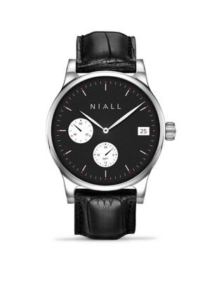 Niall's new Black Swan watch.