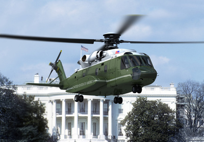 The U.S. Navy has awarded Sikorsky a contract to begin building the next fleet of Marine One helicopters for the Office of the President. (PRNewsFoto/Sikorsky Aircraft Corporation)