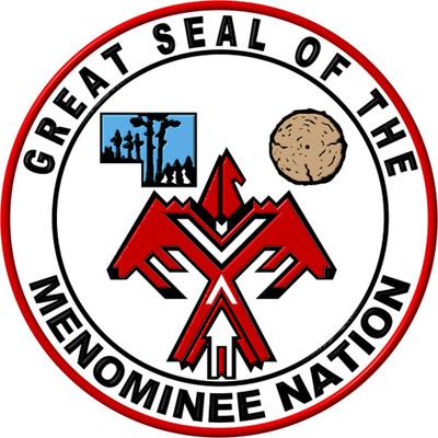 Great Seal of the Menominee Nation.  (PRNewsFoto/Hard Rock International)