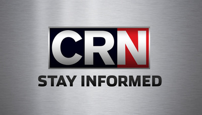 Download CRN Tech News for iPad.  (PRNewsFoto/UBM Channel)
