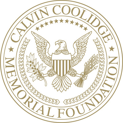 The Calvin Coolidge Memorial Foundation awards the 2013 Prizes for Journalism.  (PRNewsFoto/Calvin Coolidge Memorial Foundation)