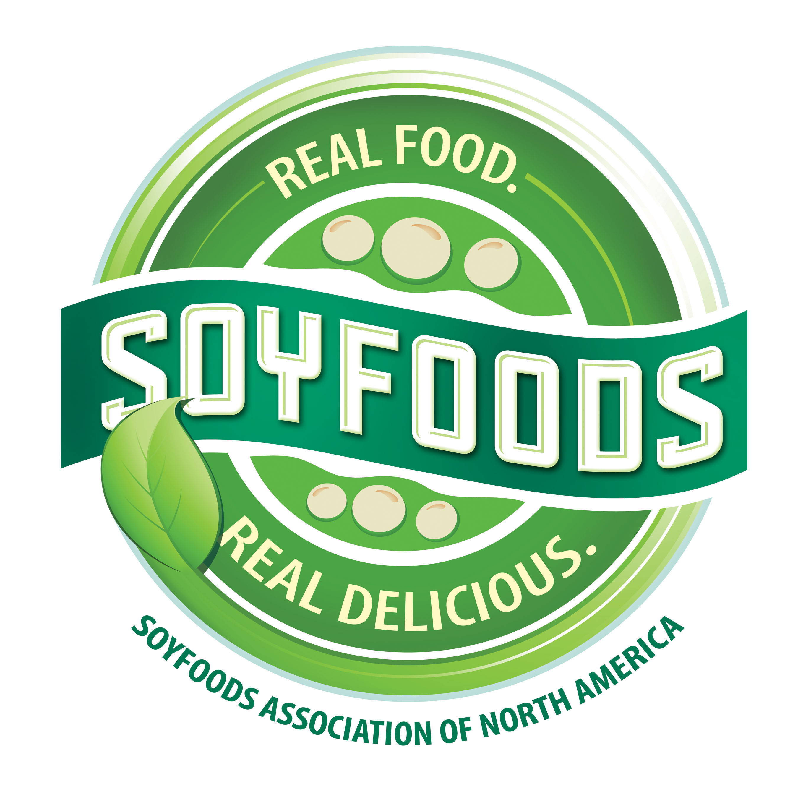 Soyfoods Association of North America Logo.