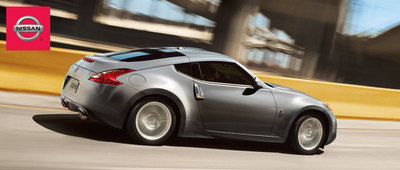 The Nissan 370Z is an affordable sports car on the market. (PRNewsFoto/Nissan of Auburn)