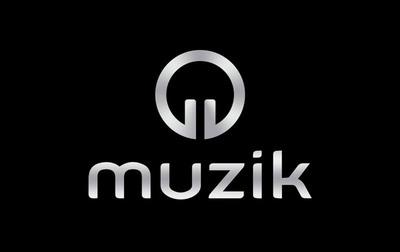 Muzik logo.  (PRNewsFoto/Muzik)