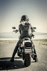 New (Motorcycle) Math: Women Conquering the Road on Two Wheels in Record Numbers (PRNewsFoto/Harley-Davidson Motor Company)