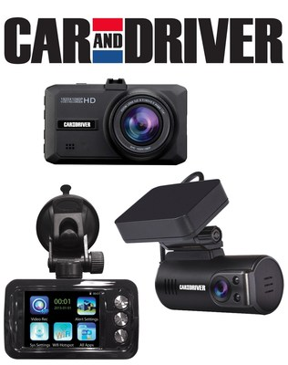 Car and Driver Dash cam