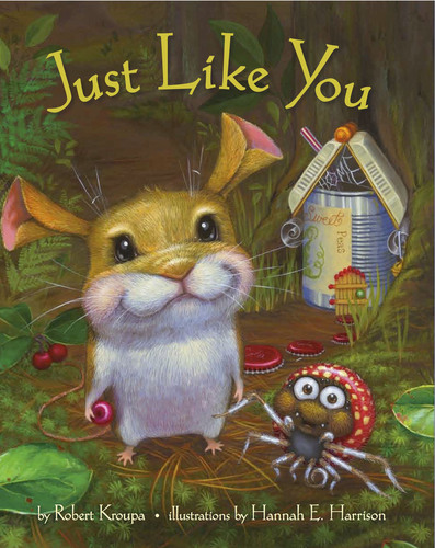 Just Like You, A Children's Book About Acceptance and Inclusion Releases October 1 to Coincide with