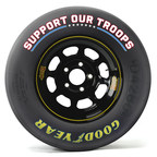 Goodyear Eagles will feature Support Our Troops messaging during Charlotte NASCAR races in May.