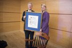 The Children's Hospital Of Philadelphia Establishes Louise Schnaufer Endowed Chair in Pediatric Surgery. Holly L. Hedrick, M.D., an attending surgeon in the Division of General, Thoracic and Fetal Surgery at CHOP was named as the inaugural chair holder.  (PRNewsFoto/CHOP)