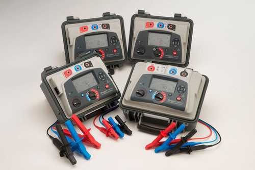 New Insulation Resistance Tester from Megger Rated at 15 kV.  (PRNewsFoto/Megger)