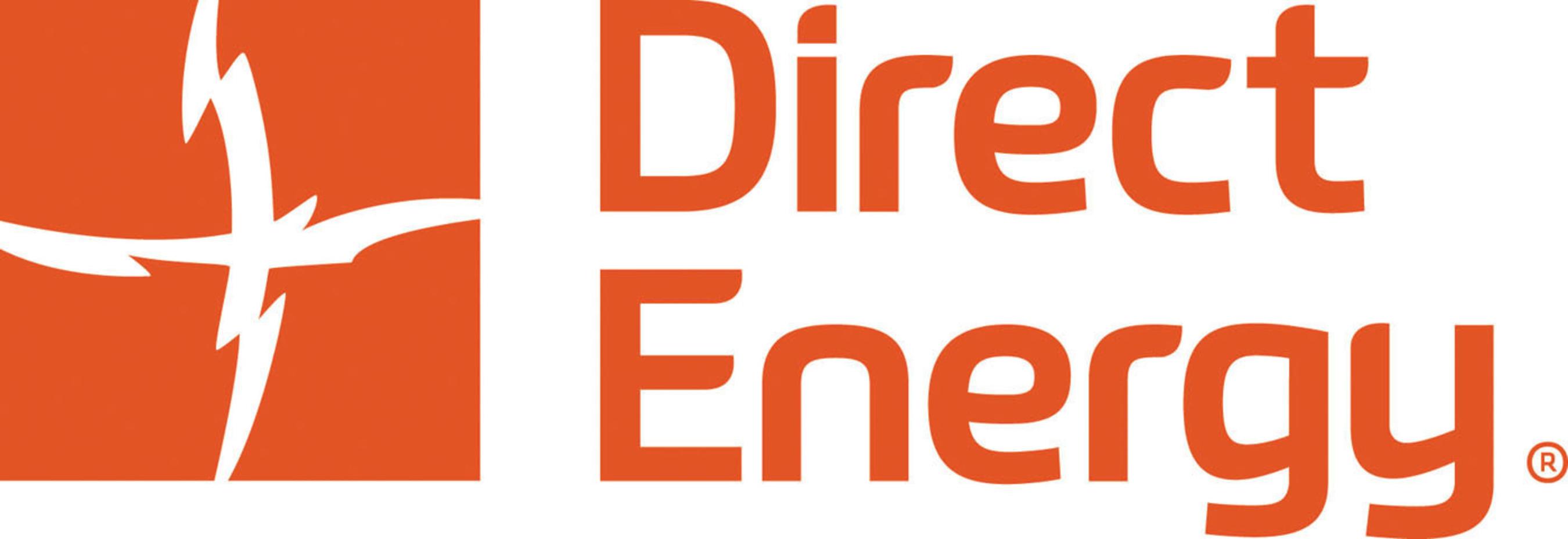 Direct Energy Logo.