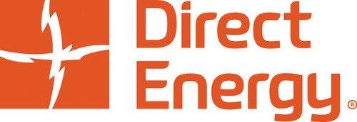 Direct Energy Logo.  (PRNewsFoto/Direct Energy)