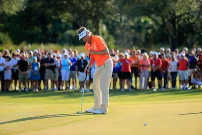19-time PGA TOUR Champions winner Bernhard Langer will lead a field of 75 professional golfers playing in the 2016 Mississippi Gulf Resort Classic at Fallen Oak in Biloxi, Miss. March 31-April 3. - photo courtesy of Golf Digest