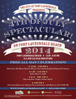 Sun Trolley Expands Service for City of Fort Lauderdale's 4th of July Spectacular Friday, July 4, 2014