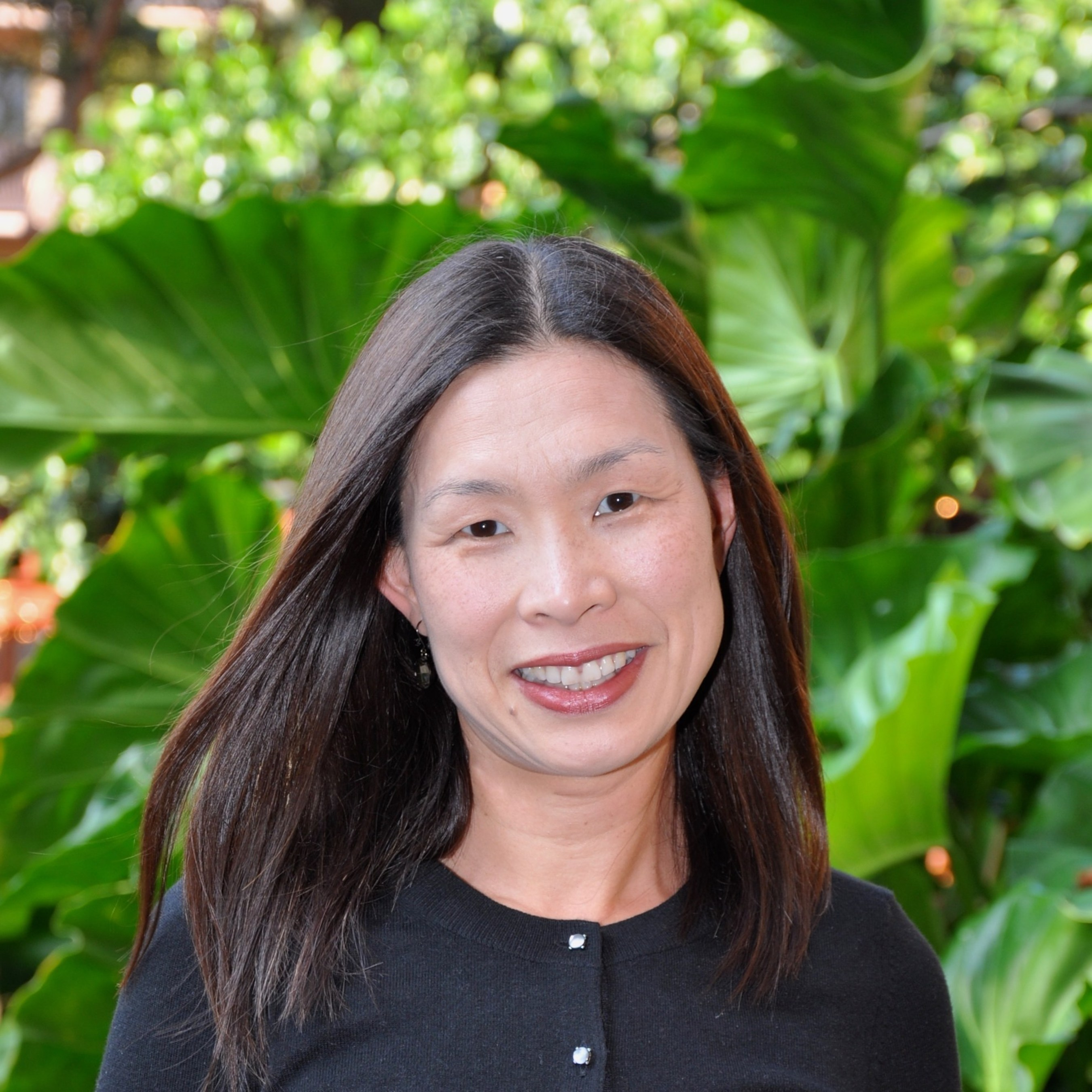 Valentine Kang Gelman, newly named senior vice president of advancement, The Music Center in Los Angeles