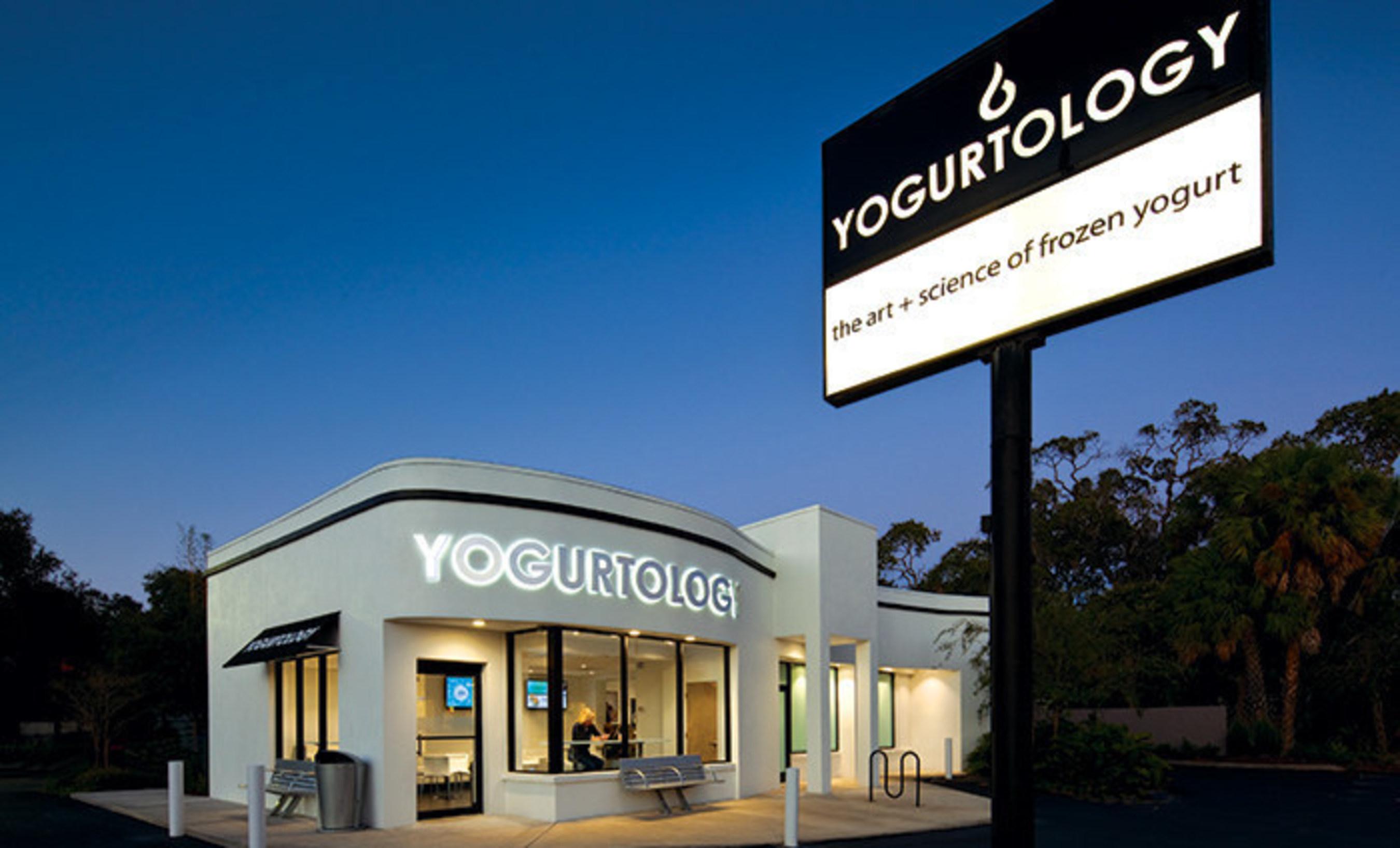 Yogurtology Celebrates Veteran's Day With Free Yogurt for Veterans and Active Military