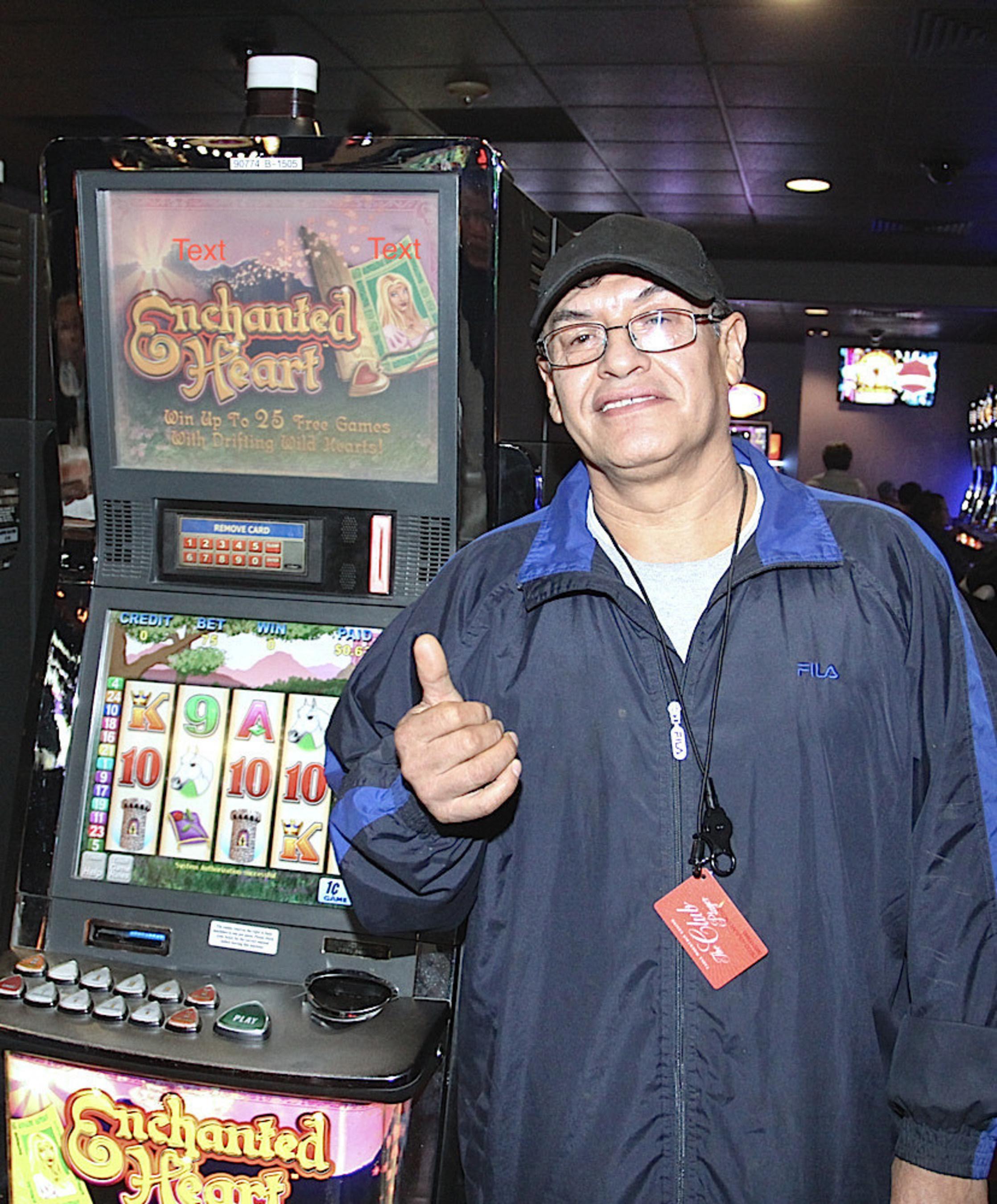 Brand New Table Mountain Casino Player s Club Member Wins Big Big