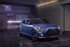 2016 HYUNDAI VELOSTER RECEIVES MAJOR PERFORMANCE, DESIGN AND CONNECTIVITY ENHANCEMENTS, PLUS NEW RALLY EDITION