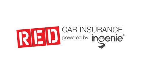 RED CAR INSURANCE powered by ingenie (PRNewsFoto/ingenie)